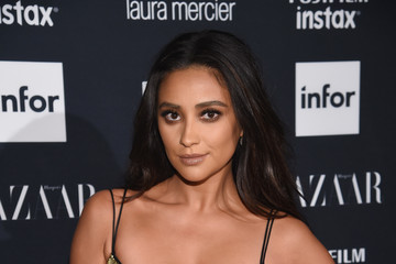 Shay Mitchell Harper's BAZAAR Celebrates 'ICONS By Carine Roitfeld' At The Plaza Hotel Presented By Infor, Laura Mercier, Stella Artois, FUJIFILM And SWAROVSKI - Red Carpet