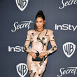 Shay Mitchell 21st Annual Warner Bros. And InStyle Golden Globe After Party - Arrivals