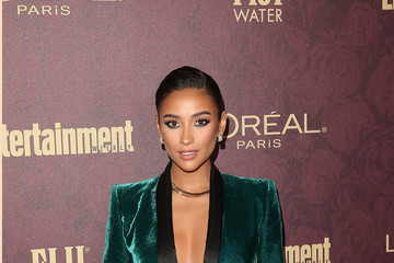 Shay Mitchell FIJI Water At Entertainment Weekly Pre-Emmy Party