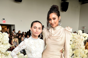 Shay Mitchell Zimmermann - Front Row - September 2018 - New York Fashion Week: The Shows