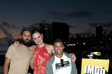 Shazad Latif The #IMDboat Party At San Diego Comic-Con 2018, Sponsored By Atom Tickets