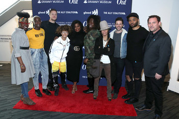 Shea Diamond 61st Annual GRAMMY Awards - GLAAD x The Ally Coalition X Pride Media Panel Discussion