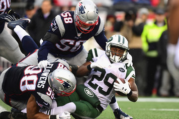 Shea McClellin New York Jets v New England Patriots