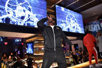 Sheek Louch Jadakiss PUMA Re-Enters Basketball Category With Launch Party At 40/40 Club In New York City