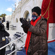 Sheila Jackson Lee Joe Biden Sworn In As 46th President Of The United States At U.S. Capitol Inauguration Ceremony