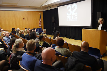 Sheila Nevins NY Special Screening of the HBO Documentary '32 PILLS: MY SISTER'S SUICIDE' at Bellevue Hospital