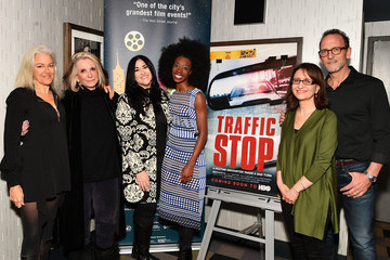 Sheila Nevins DOC NYC Premiere of the HBO Documentary Film TRAFFIC STOP