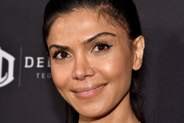 Sheila Shah The Weinstein Company and Netflix Golden Globe Party - Red Carpet
