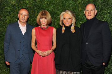 Shelia Nevins HBO's In Vogue: The Editor's Eye Screening At The Met