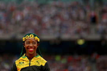 Shelly-Ann Fraser-Pryce 15th IAAF World Athletics Championships Beijing 2015 - Day Four