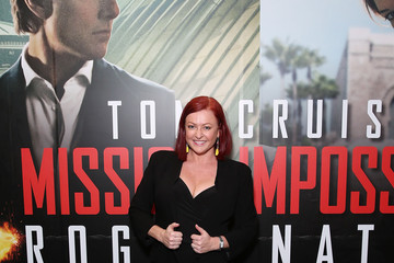 Shelly Horton 'Mission: Impossible - Rogue Nation' Sydney Screening