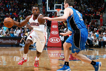 Shelvin Mack Orlando Magic v Atlanta Hawks