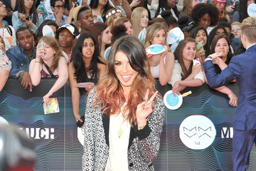 Shenae Grimes Press Room at the MuchMusic Video Awards