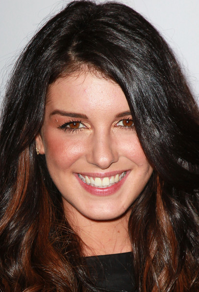 Actress Shenae Grimes attends the 9th annual Teen Vogue's Young Hollywood ...