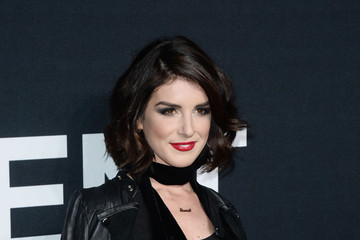 Shenae Grimes SAINT LAURENT At The Palladium - Arrivals
