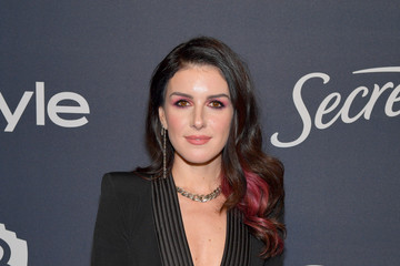 Shenae Grimes The 2020 InStyle And Warner Bros. 77th Annual Golden Globe Awards Post-Party - Red Carpet