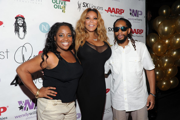 Wendy Williams' 50th Birthday Celebration