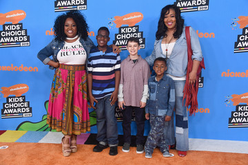 Sherri Shepherd Nickelodeon's 2018 Kids' Choice Awards - Arrivals