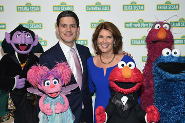 Sherrie Westin 2017 Sesame Workshop Dinner