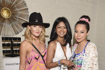 Sheryl Luke PANDORA Jewelry Experience Inspires Festival Fashion Insiders With Runway Shows, Exclusive Brand Activations - Day 2