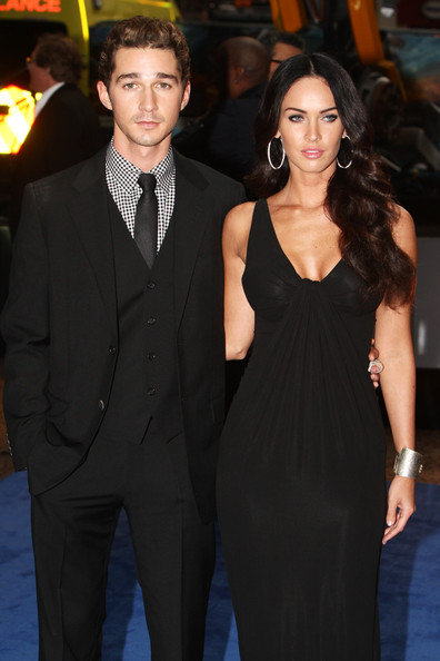 shia labeouf and megan fox transformers 3. Shia LaBeouf and Megan Fox