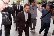 Shia LaBeouf's Court Appearance
