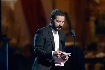Shia LaBeouf 57th GRAMMY Awards - Show