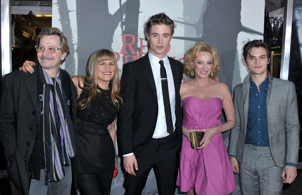 """Premiere Of Warner Bros. Pictures' """"Red Riding Hood"""" - Red Carpet"""