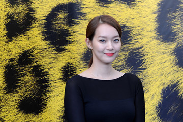 Shin Min-A 'Gyeongju' Photo Call at Locarno