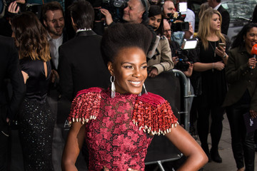 Shingai Shoniwa The Asian Awards 2015 - Red Carpet Arrivals