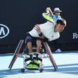 Shingo Kunieda 2020 Australian Open - Day 10