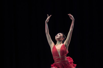 Shiori Kase The English National Ballet's Emerging Dance Competition