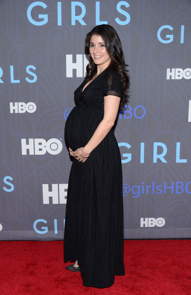 Shiri appleby attends the premiere of girls season 2 hosted by hbo