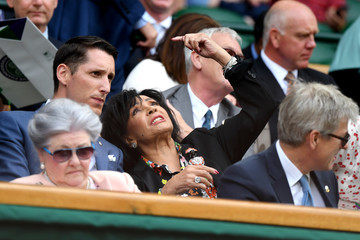 Shirley Bassey Day Nine: The Championships - Wimbledon 2019