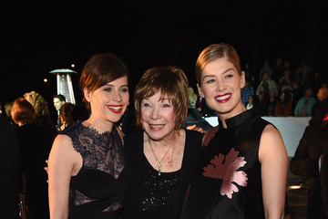 Shirley MacLaine Arrivals at the Palm Springs International Film Festival Awards Gala