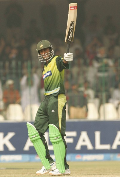 Pakistan v South Africa - Second One Day International