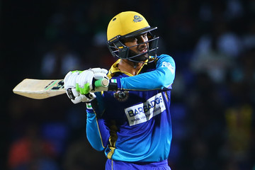 Shoaib Malik 2017 Hero Caribbean Premier League (CPL) Tournament