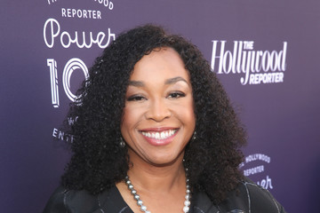 Shonda Rhimes The Hollywood Reporter's 2017 Women in Entertainment Breakfast - Red Carpet