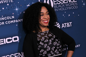Shonda Rhimes Essence Black Women In Hollywood Awards - Red Carpet