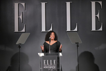 Shonda Rhimes ELLE's 25th Annual Women In Hollywood Celebration Presented By L'Oreal Paris, Hearts On Fire And CALVIN KLEIN - Show