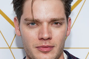 Dominic Sherwood attends the Showtime Emmy Eve Nominees Celebrations at San Vincente Bungalows on September 21, 2019 in West Hollywood, California.