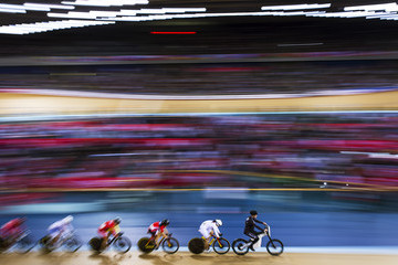 Shuang Guo UCI Track Cycling World Cup - Day Three