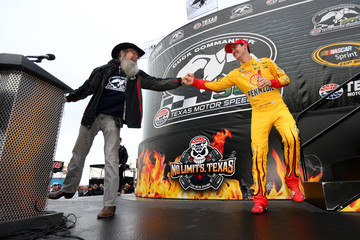 Si Robertson NASCAR Sprint Cup Series Duck Commander 500