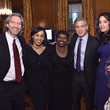 Sia Sanneh 100 LIVES Event: George Clooney Joins Humanitarian Leaders
