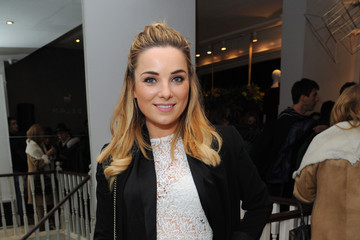 Sian Welby DELAM Luxury Cashmere Brand Launch Event