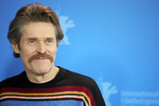 "Willem Dafoe poses at the ""Siberia"" photo call during the 70th Berlinale International Film Festival Berlin at Grand Hyatt Hotel on February 24, 2020 in Berlin, Germany."