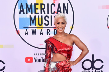 Sibley Scoles 2018 American Music Awards - Arrivals