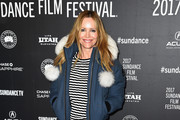 """Leslie Mann attends the """"The Big Sick"""" premiere during day 2 of the 2017 Sundance Film Festival at Eccles Center Theatre on January 20, 2017 in Park City, Utah."""