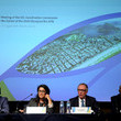 Sidney Levy IOC Coordination Commission for the Rio 2016 Olympic Games Press Conference