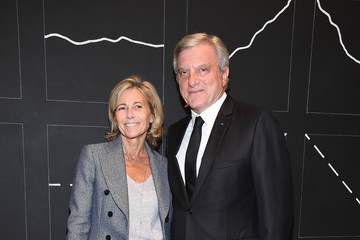 Sidney Toledano 'Etre Moderne: Le MoMA A Paris' Exhibition Dinner at Louis Vuitton Foundation in Paris